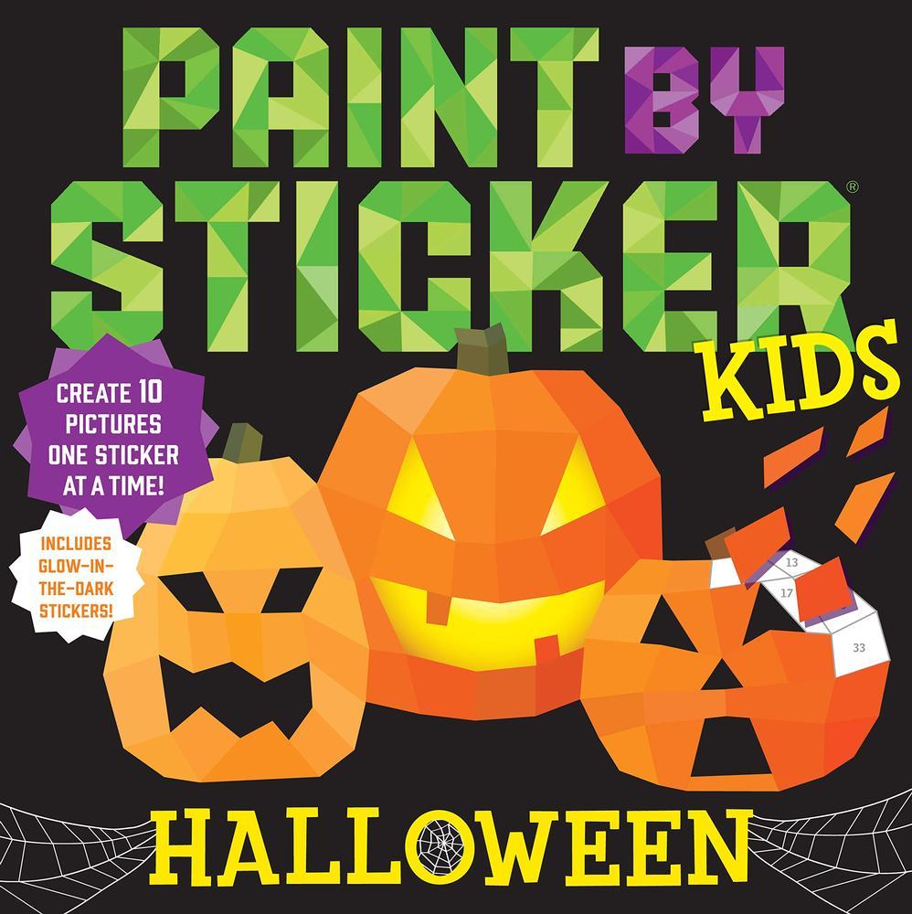 Paint By Sicker - Halloween